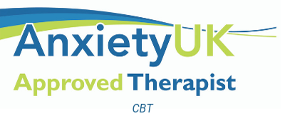 Anxiety UK Approved Therapits - CBT Logo